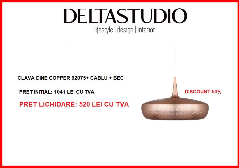 Lampa Clava