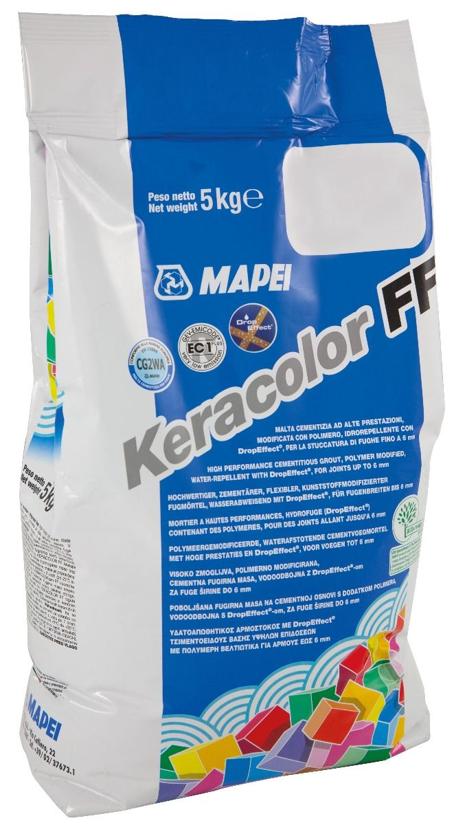MAPEI KERACOLOR FF 114 ANTRACIT