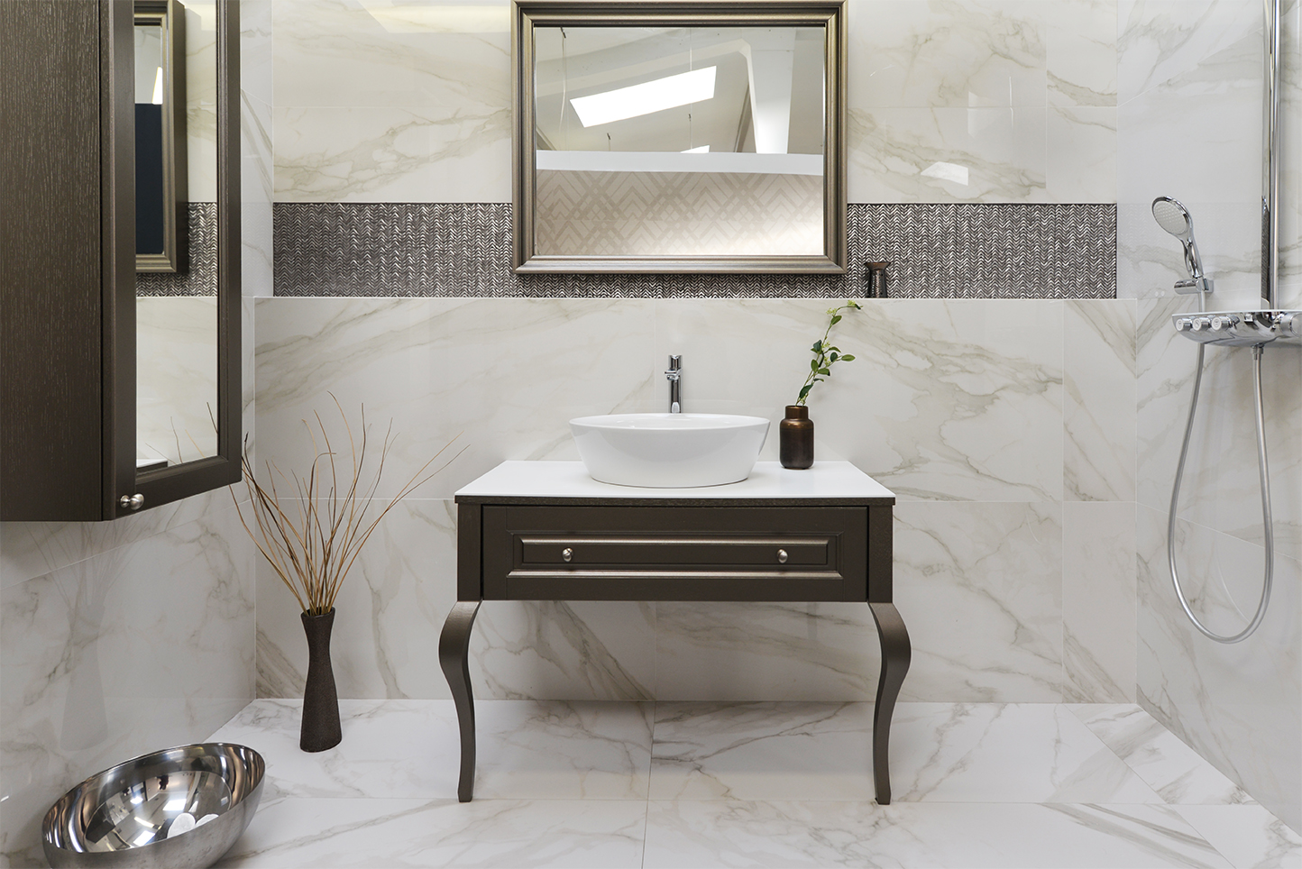 MF SILVER BLAT SOLID SURFACE 1036X500